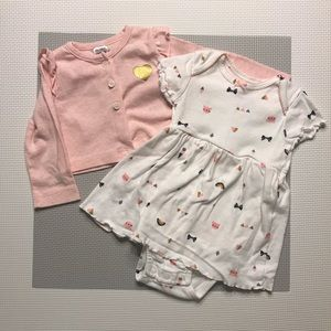 *3 for $15* - Carters Outfit - Size 6-12m